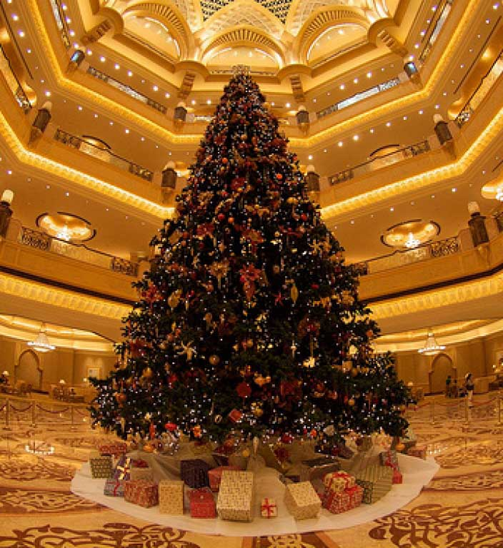 World's Most Expensive Christmas Tree - Heaven4Sure